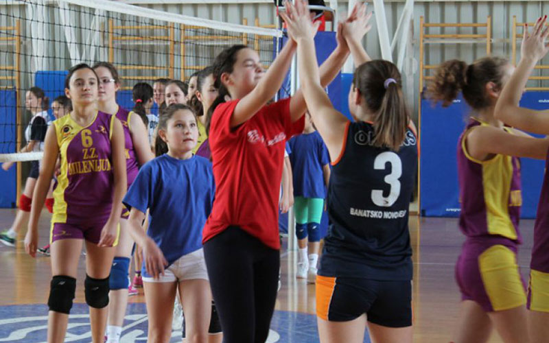 Akcija za najmlađe - Sport iznad svega
