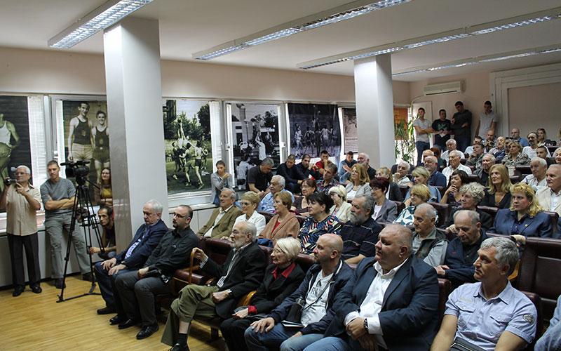 Proslava 70. rođendana KK Dinamo Pančevo