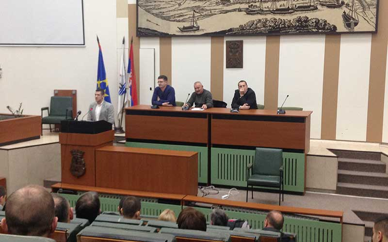 Slobodan Bitević novi predsednik Sportskog saveza Pančeva
