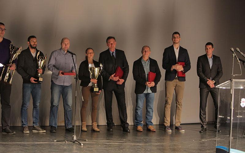 Izbor najboljih sportista Pančeva za 2016.
