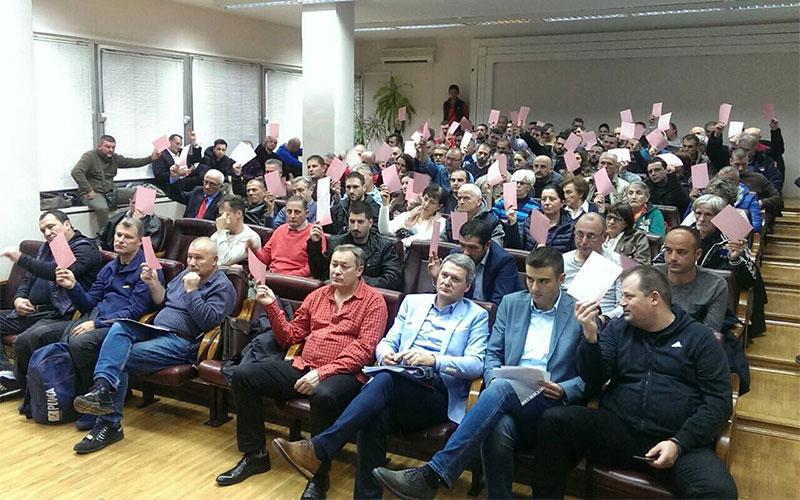 Održana godušnja Skupština Sportskog Savza Pančevo