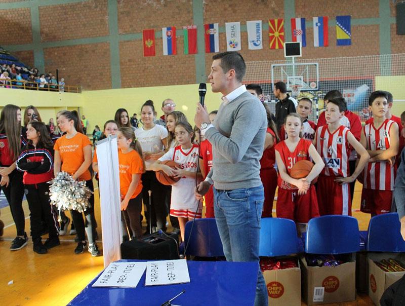 Završena manifestacija Sajam sporta u Gradu sporta