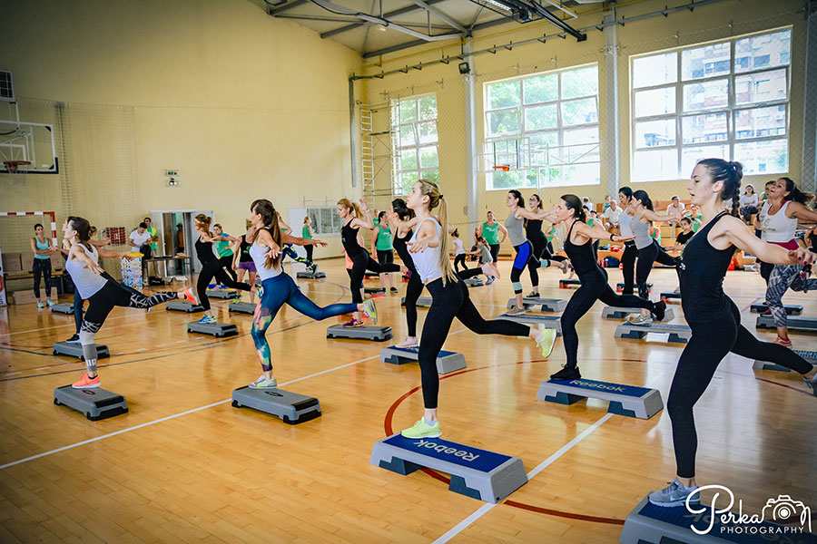 Sedmi Fitness Day