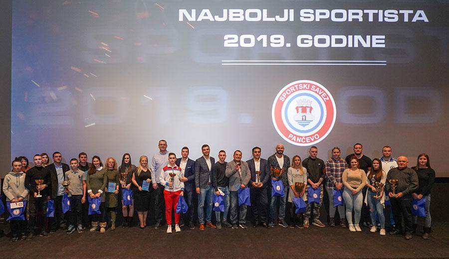 Sportski savez proglasio najbolje u 2019.